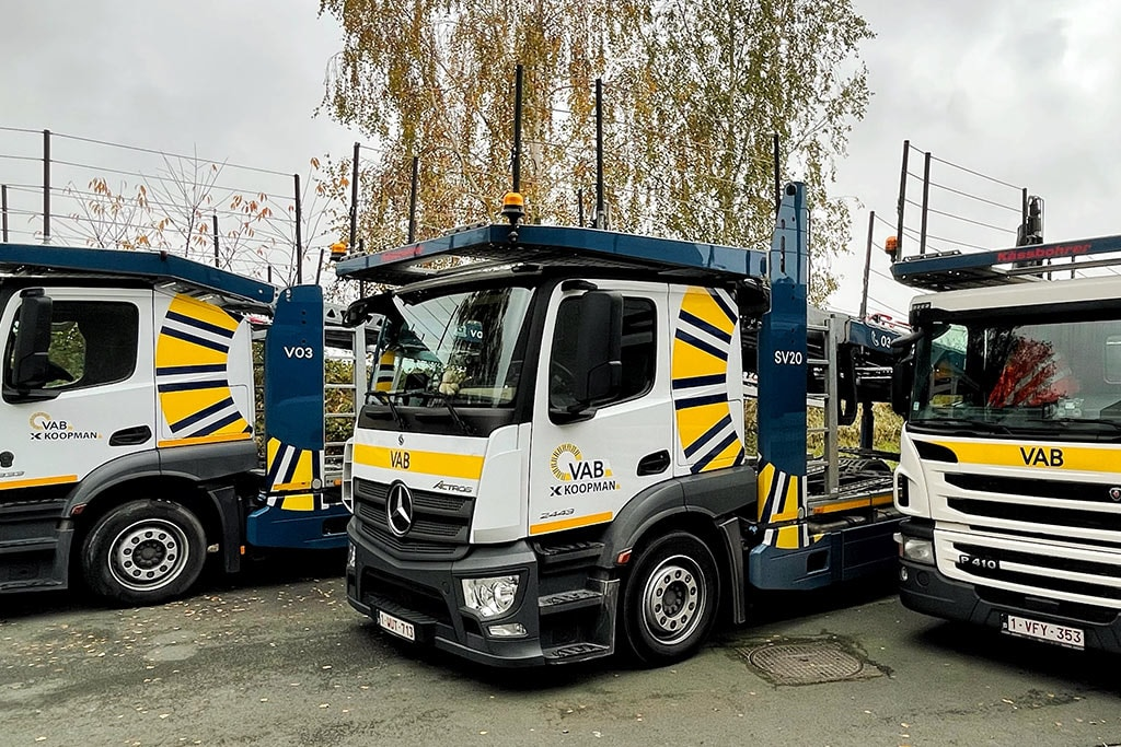 VAB Fleet Services - Autotransport