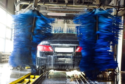 VAB Fleet Services - Carwash